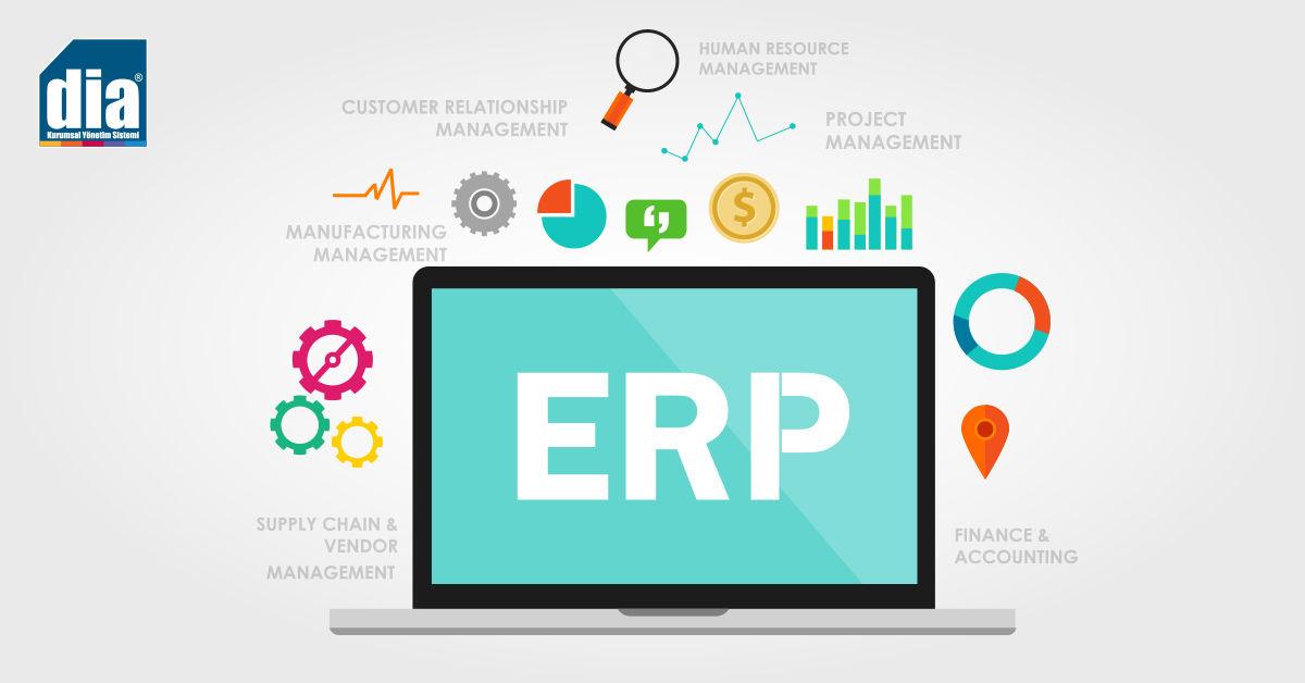 ERP nedir? Firmalar Neden ERP Kullanmalı?
