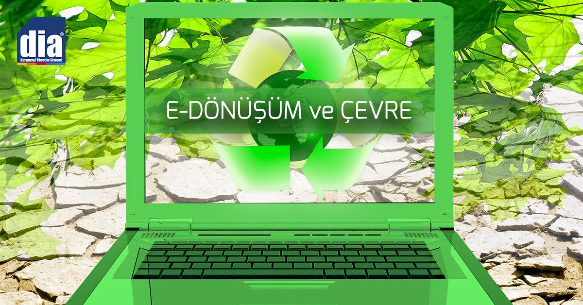 Çevreci Değişim E-Dönüşüm