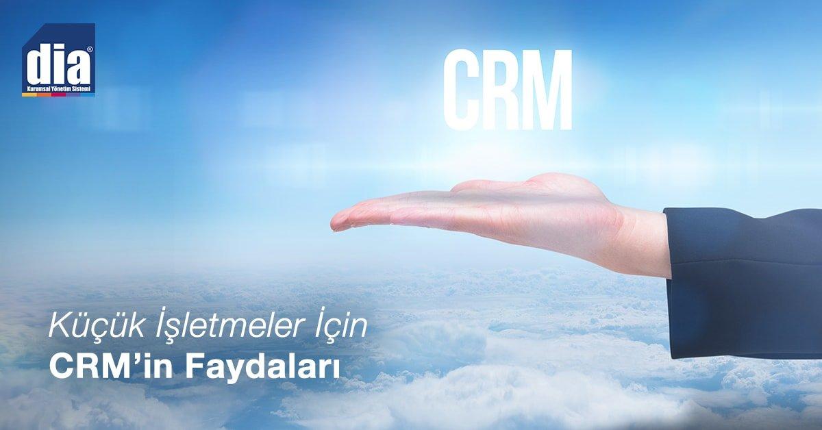 Küçük İşletmeler İçin CRM'in Faydaları