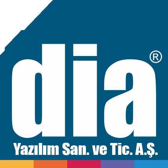 Dia A.Ş. Logo