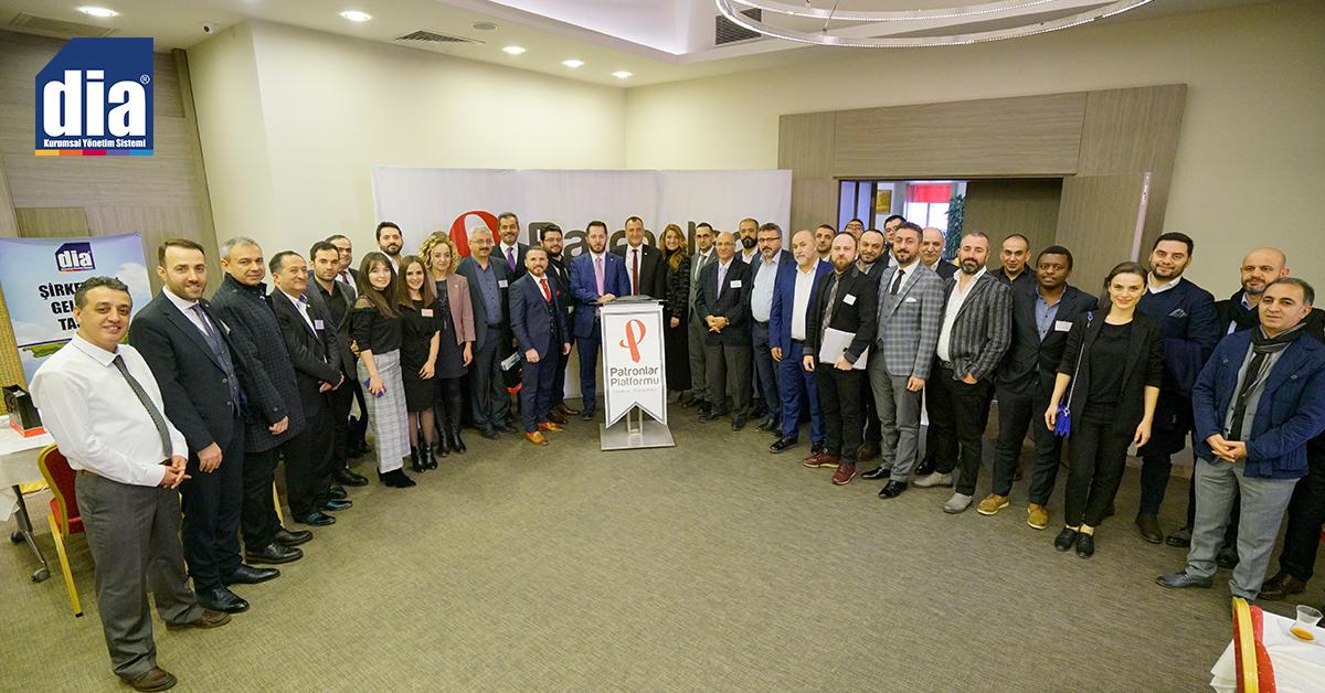 """DİA, KOBİ'lerin Patronları ile """"Satın Alma Zirvesi 2018"""" de Buluştu!"""