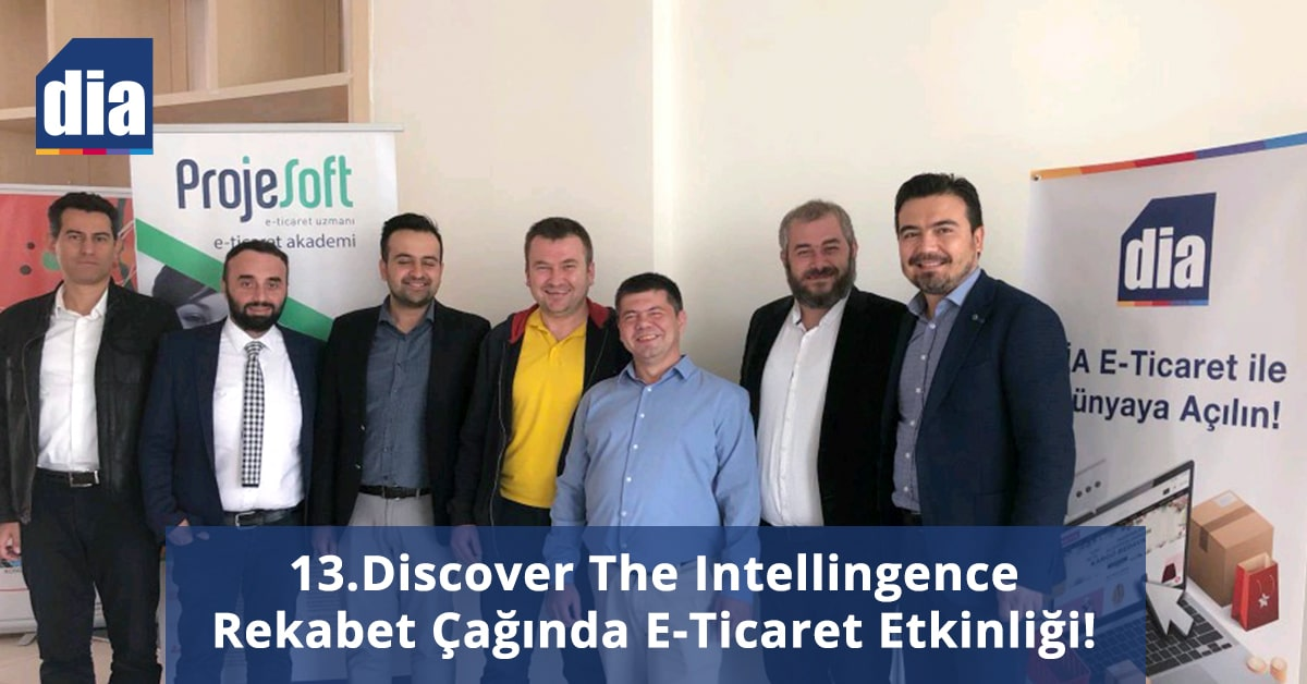 13.Discover The Intellingence Rekabet Çağında E-Ticaret